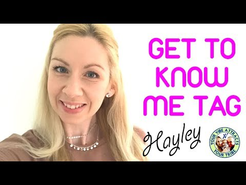 GET TO KNOW ME TAG   NEW YOUTUBER   MUMMY/MOMMY VLOGGER