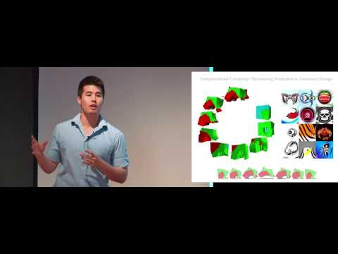 Nick Cheney, Computational Biology, 3MT
