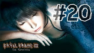 Fatal Frame 3 - Walkthrough Part 20 Hour 7 (The Hanging Prison)