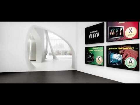 VIERA TV SHOWROOM Panasonic HDTV