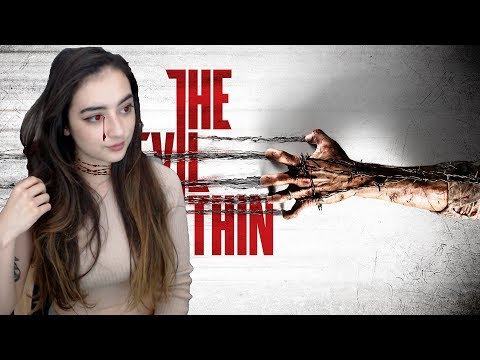 SO SCARED I COULD CRY! - The Evil Within Uncut Playthrough - Part 2