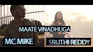 MAATE VINADHUGA TOLLYWOOD MASH UP - MC MIKE | SRUTHI REDDY