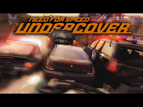 NFS UNDERCOVER / RANDOM MOMENTS #2