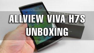 Allview Viva H7S Unboxing + Concurs (Tabletă 3G cu GPS) - Mobilissimo.ro
