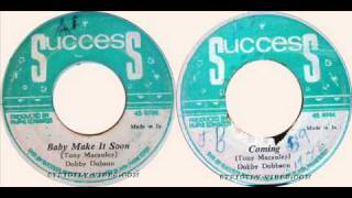 Dobby Dobson - Baby Make It Soon-Success Reggae