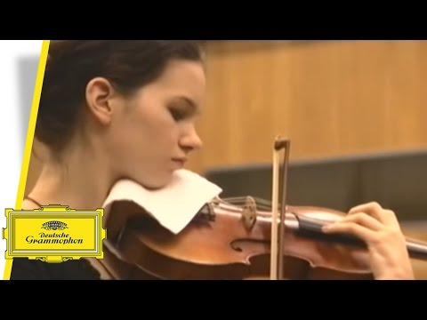 Hilary Hahn - Edward Elgar & Vaughan Williams (Trailer)