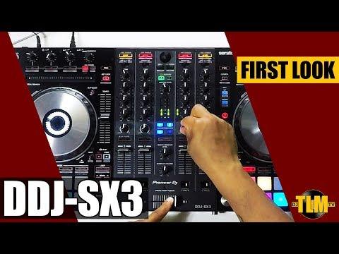 first-look:-the-brand-new-pioneer-dj-ddj-sx3