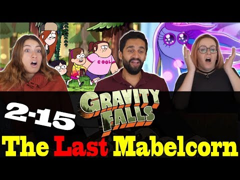 Gravity Falls - 2x15 The Last Mabelcorn - Group Reaction