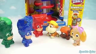 The Secret Life of Pets Bubble Bath with Toy Surprises & Paw Patrol Spongebob Bath Paint!