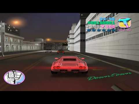 GTA Vice City | How To Get Molotov Cocktails