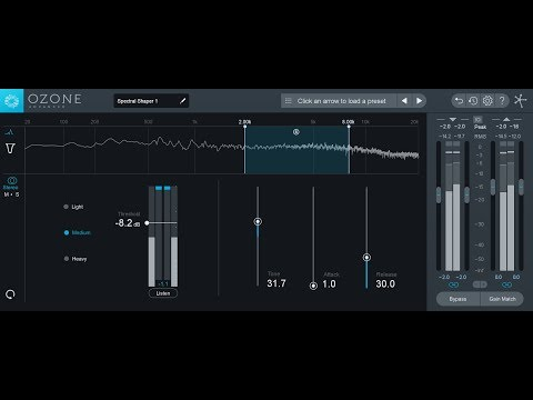 iZotope Ozone 8 Advanced Mastering Suite | Sweetwater