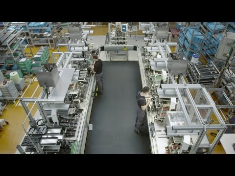 Industry 4.0 - Bosch Rexroth Multi Product Line