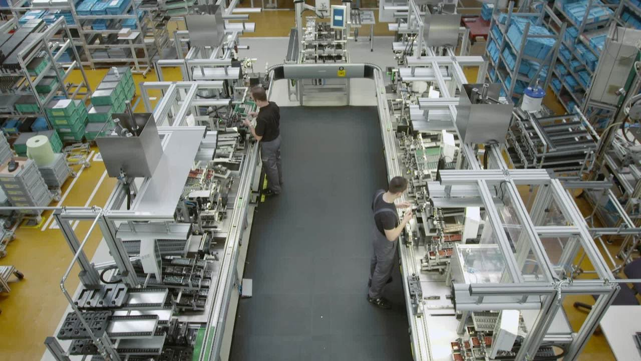 Industry 4 0 - Bosch Rexroth Multi Product Line