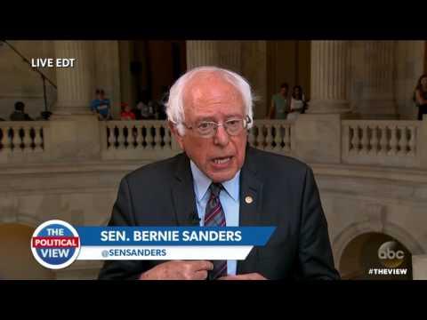 Bernie Sanders denies saying Republican health care bill will kill people (He did)