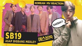 [ENG SUB][원스채널] SB19/BIGBANG COVER REACTION [에스비19/빅뱅메들리 리액션…