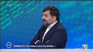 """Terremoto Csm, L'intervista A Luca Palamara: """"impugnerò La Decisione Dell'anm, Il Sistema Ha ..."""