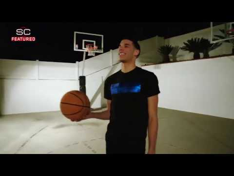 LaMELO 1v1's Lonzo Ball (ANKLE BREAKER)!!!