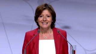 Digital-Gipfel 2017: Grußwort von Malu Dreyer, Ministerpräsidentin von Rheinland-Pfalz