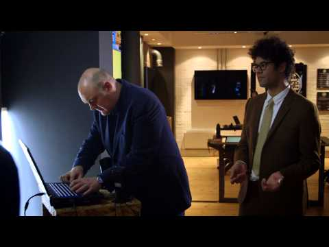 Richard Ayoade & Dara Ó Briain visit the office of the futur