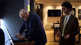 Richard Ayoade & Dara Ó Briain visit the office of the future: Gadget Man S04E02