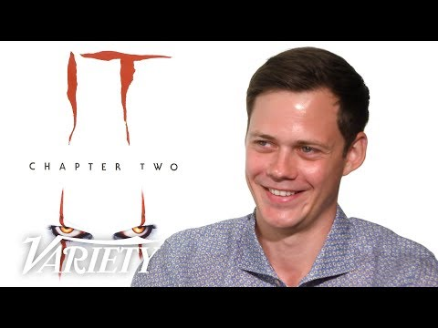 Pennywise Actor Bill Skarsgard on Finding His Scary Voice in 'It: Chapter Two'