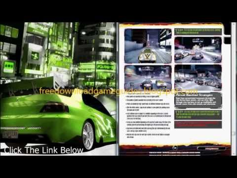 Need For Speed Carbon Download Game Guide
