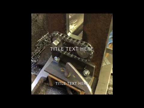 Making a Sheetmetal Roller Part 5