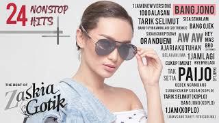 Lagu Dangdut Penyemangat Kerja - 24 Nontstop The Best of Zaskia Gotik
