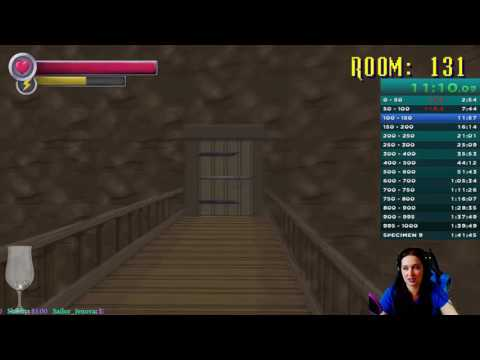 Spooky's Jump Scare Mansion HD Renovation Rooms 1-1000 Official World Record Run
