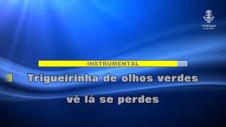 ♫ Demo - Karaoke - TRIGUEIRINHA  - Trio Clave