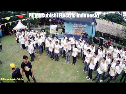 Family Gathering of PT Mitsubishi Electric Indonesia