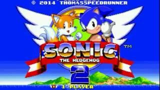 Sonic 2: The Rise Of Chaos (Genesis) - Walkthrough