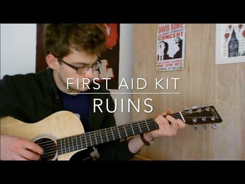First Aid Kit - Ruins Guitar Tutorial