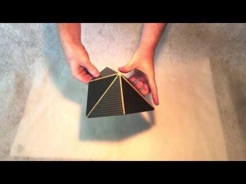 Carbon Fibre Folding Panel Video