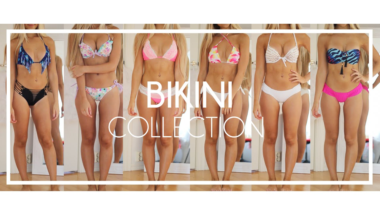 Bikini collection 2015 Try on I Giveaway (CLOSED)