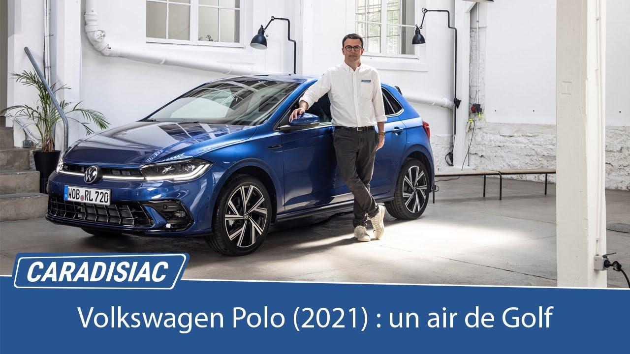 Download Présentation - Volkswagen Polo (2021): un air de Golf