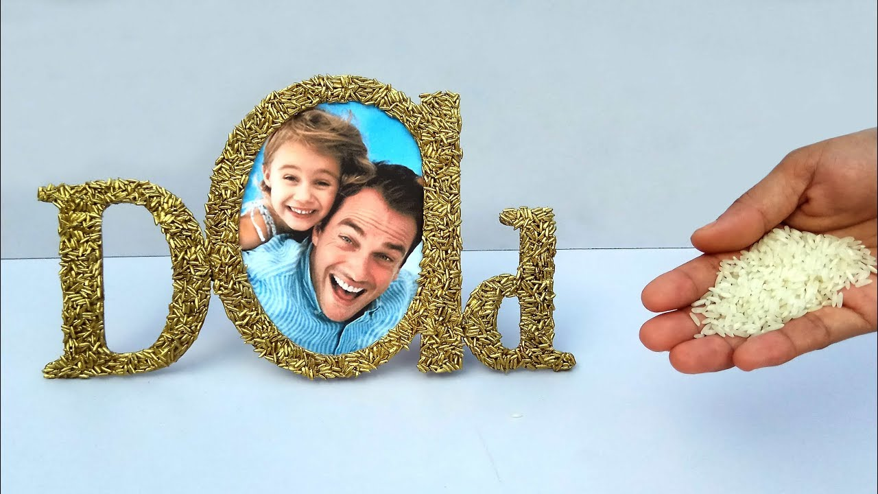 Father's Day Gift Ideas 2021| Photo frame