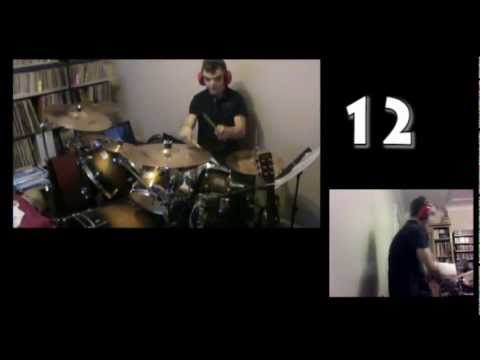 Eddie Stobart Christmas Song Drum Cover