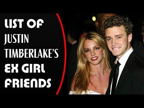 Justin Timberlake's Ex Girlfriends..