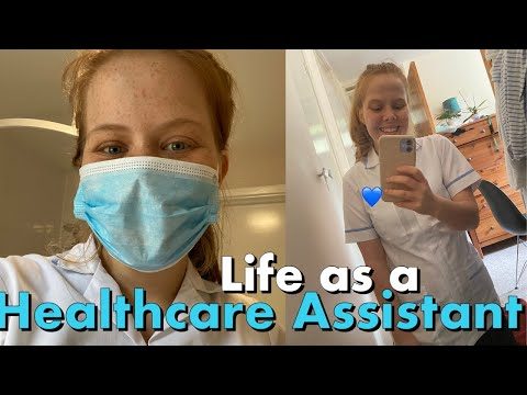 WORKING AS A HEALTHCARE ASSISTANT   How Much Do I Get Paid? Working Hours & Shift Schedules
