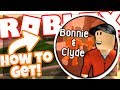 How to get the BONNIE & CLYDE BADGE   Roblox Jailbreak