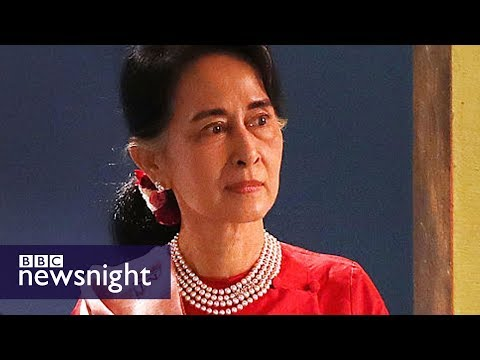Aung San Suu Kyi's fall from grace? BBC Newsnight