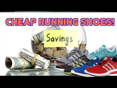 TOP BUDGET RUNNING SHOES UNDER $90! AFFORDABLE sneakers for Beginners!
