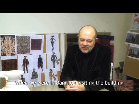 """Interview with """"Monsieur Christian Lacroix"""""""