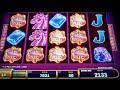 Jackpot Vault Striking Stars Slot Machine Bonus - 7 Free Games w/ Transforming Symbols - Nice Win