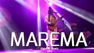 MAREMA au VISA FOR MUSIC 2017