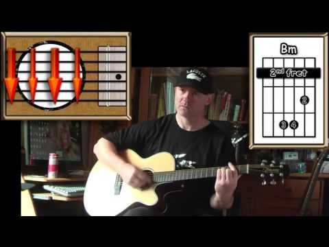 Somewhere Only We Know - Keane - Acoustic Guitar Lesson (easy-ish)