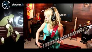 Feel Good INC Cover BASS | Christiavib Demo BAJO