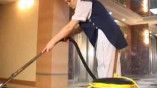 Технология уборки гостиничного номера(Промо-ролик фильма