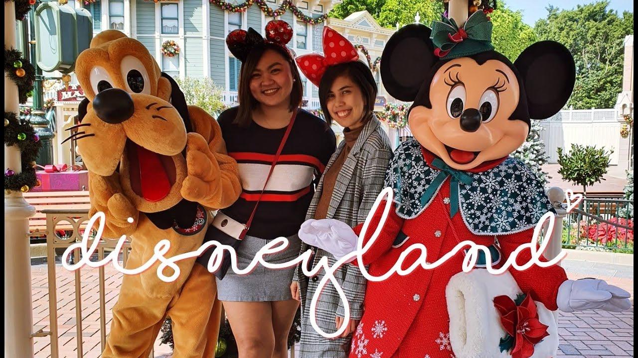 HONG KONG | Celebrating Friendship in Disneyland (Budget Trip)